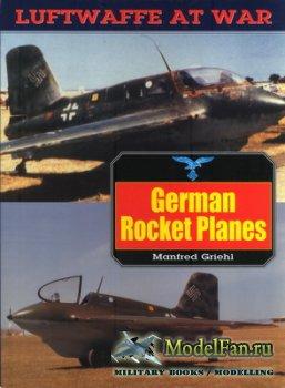 Luftwaffe at War 14 - German Rocket Planes
