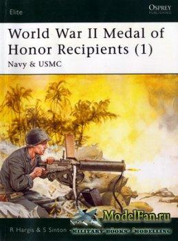 Osprey - Elite Series 92 - World War II Medal of Honor Recipients (1) Navy  ...