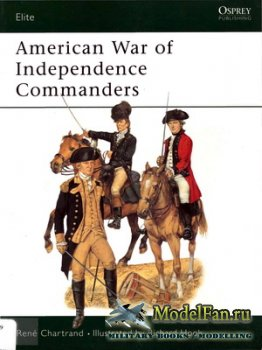 Osprey - Elite Series 93 - American War of Independence Commanders