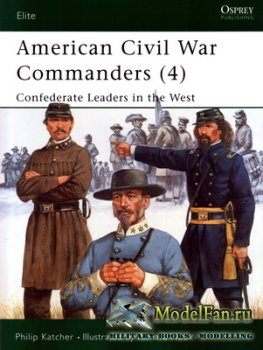 Osprey - Elite Series 94 - American Civil War Commanders (4) Confederate Le ...