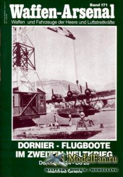 Waffen Arsenal - Band 171 - Dornier Flugboote im Zweiten Weltkrieg (Do18 -  ...