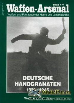 Waffen Arsenal - Band 174 - Deutsche Handgranaten 1914-1945