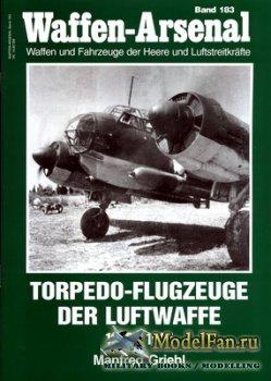 Waffen Arsenal - Band 183 - Torpedo-Flugzeuge der Luftwaffe 1939-1945