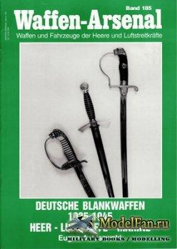 Waffen Arsenal - Band 185 - Deutsche Blankwaffen 1935-1945