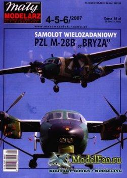 Maly Modelarz №4-5-6 (2007) - Samolot Wielozadaniowy PZL M-28B