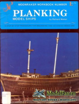 Planking Model Ships (Richard Mansir)