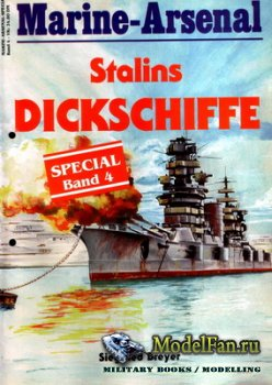 Marine-Arsenal - Special Band 4 - Stalins Dickschiffe