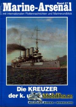 Marine-Arsenal - Band 27 - Die Kreuzer der k. und k. Marine