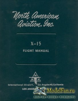 North American Aviation - X-15 Flight Manual