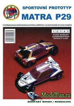 Mega Graphic - Matra P29