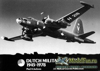 Midland - Dutch Military Aviation 1945-1978