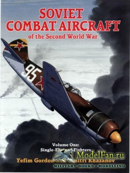Midland - Soviet Combat Aircraft of the Second World War (Volume 1)