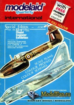 Modelaid Quarterly International №1 (Special Edition)