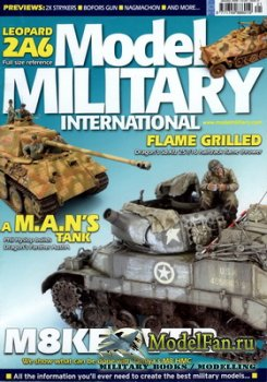 Model Military International Issue 21 (January 2008)