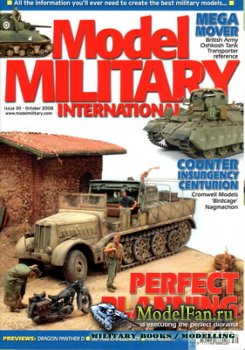 Model Military International Issue 30 (October 2008)