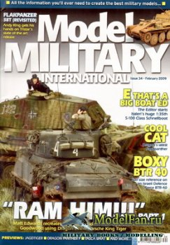 Model Military International Issue 34 (February 2009)