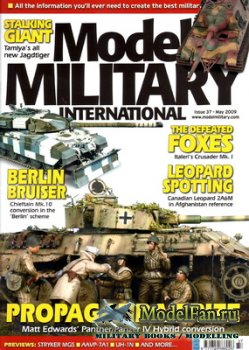 Model Military International Issue 37 (May 2009)