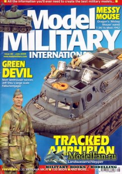 Model Military International Issue 38 (Jiune 2009)