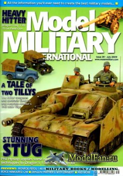 Model Military International Issue 39 (July 2009)