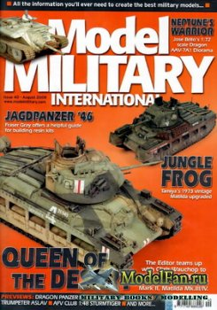 Model Military International Issue 40 (August 2009)