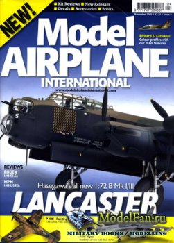 Model Airplane International №4 (November 2005)