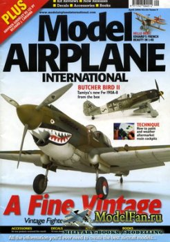 Model Airplane International №9 (April 2006)