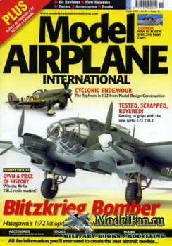 Model Airplane International №11 (June 2006)