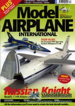 Model Airplane International №12 (July 2006)