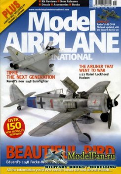 Model Airplane International №18 (January 2007)