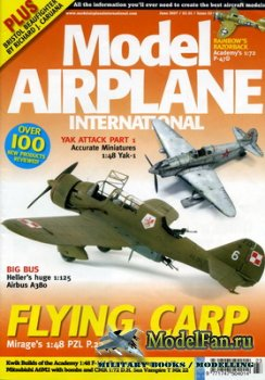 Model Airplane International №23 (June 2007)