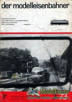 Modell Eisenbahner 3/1973