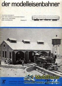 Modell Eisenbahner 2/1974