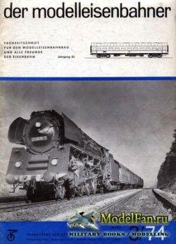 Modell Eisenbahner 3/1974