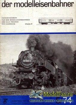Modell Eisenbahner 5/1974