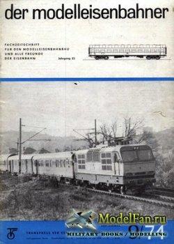 Modell Eisenbahner 9/1974