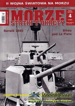 Morza Statki i Okrety - Numer Specjalny 4 (2/2009)