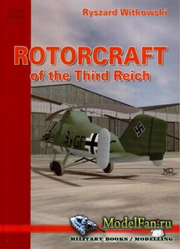 Mushroom Model Magazine Special №5109 (Red Series) - Rotorcraft of the Thir ...