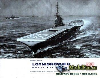 Wydawnictwo Ministerstwa Obrony Narodowej - Lotniskowiec typu Essex