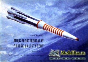Wydawnictwo Ministerstwa Obrony Narodowej - Medzykontynentalny Pocisk Balis ...