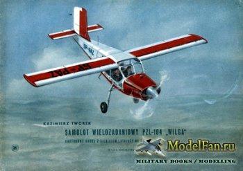 Wydawnictwo Ministerstwa Obrony Narodowej - Samolot PZL-104