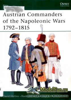 Osprey - Elite Series 101 - Austrian Commanders of the Napoleonic Wars 1792 ...