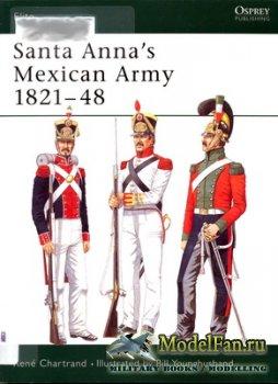 Osprey - Elite Series 102 - Santa Anna's Mexican Army 1821-48