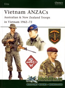 Osprey - Elite Series 103 - Vietnam ANZACs Australian & New Zealand Troops  ...