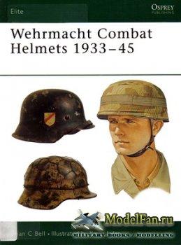 Osprey - Elite 106 - Wehrmacht Combat Helmets 1933-45