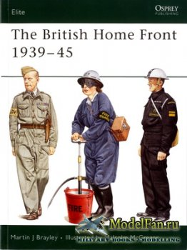Osprey - Elite Series 109 - The British Home Front 1939-45
