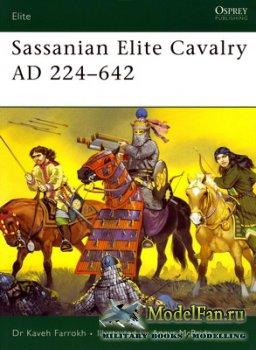 Osprey - Elite 110 - Sassanian Elite Cavalery AD 224-642