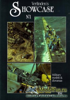 Verlinden Publications - Verlinden's Showcase №1 - Military Models & Diora ...