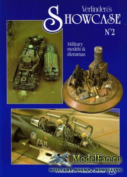 Verlinden Publications - Verlinden's Showcase №2 - Military Models & Diora ...