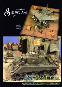 Verlinden Publications - Verlinden's Showcase №3 - Military Models & Diora ...