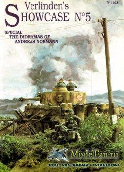 Verlinden Publications - Verlinden's Showcase №5 - Military Models & Diora ...